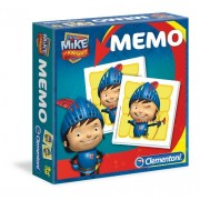 Clementoni 13439 - Memo Games Mike the Knight