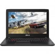 Notebook ASUS FX502VM 15.6'' FHD i7-7700HQ 12GB 1TB GTX1060 3GB GDDR5 Endless Black