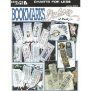 Bookmarks Galore by Leisure Arts