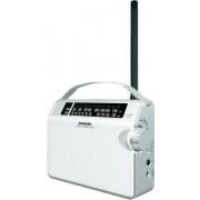 Sangean PR-D6 W, alb