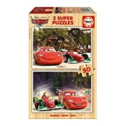 "Educa Borras 16372 ""Cars 2"" Puzzle (100-Piece)"