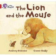 Collins Big Cat: Lion and the Mouse Workbook by Anthony Robinson