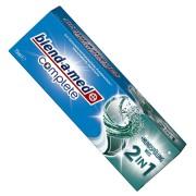 BLEND-A-MED - Zahnpasta Complete 2in1 Mundspülung Weiß, 75 ml