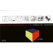 Sketching Interiors at the Speed of Thought by Jill B. Pable