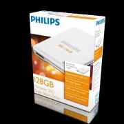 Hard disk extern PHILIPS - SSD 128GB, USB 3.0