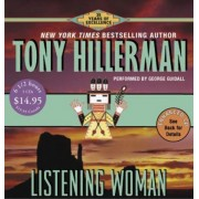 Listening Woman CD Low Price by Tony Hillerman