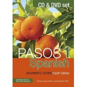 Pasos 1 Spanish Beginner's Course by Martyn Ellis