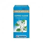 Arkocápsulas espino albar 100 capsulas