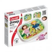 Quercetti - 13/4425 - Puzzle Dressy Baby Basic Quercetti 24m+