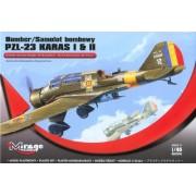 Mirage Hobby 481.304 - Bomber ZIP-23 Karas I & II, aereo