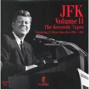 JFK, the Kennedy Tapes: v. 2 by Jr. John F. Kennedy