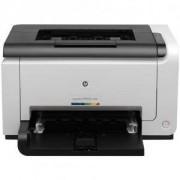 Лазерен принтер - HP LaserJet CP1025nw Color Printer - CE918A