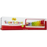 Numaratoare cu discuri colorate
