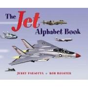 The Jet Alphabet Book by Jerry Pallotta