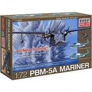 Minicraft Martin Mariner PBM5/5A with 2 Marking Options Model Kit 1/72 Scale