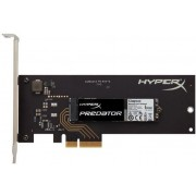 SSD Kingston HyperX Predator, 240GB, PCI-E x4, M.2 2280, HHHL Adaptor