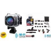 "fantec WiFi HD-Action Kamera ""BEASTVision"" Outdoor & Ski (7007)"