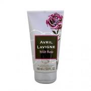 Avril Lavigne Wild Rose Sprchový gel pro ženy