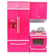 Shop & Shoppee Vogue Beauty Kitchen With 2 Sets Beautiful Kitchen(color may vary)