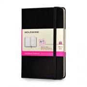 Moleskine MM802 - Cuaderno con viñetas (tamaño bolsillo), color negro