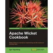 Apache Wicket Cookbook by Igor Vaynberg