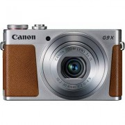 Canon Aparat CANON PowerShot G9 X Srebrny