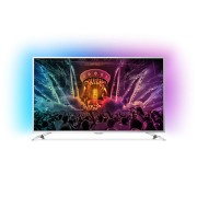 Philips 49 UHD, DVB-T2/C/S, Android TV, Ambilight 2, Pixel Precise UHD, Quad core, 1800 PPI, DTS Premium Sound, 20W, RC with keyboard, Silver