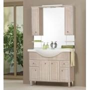 Bianka Plusz 120 Fürdőszobaszekrény komplett