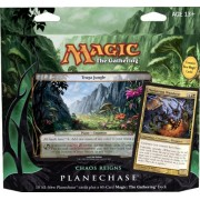 Magic the Gathering- MTG: Planechase (2012 Edition) Chaos Reigns - Game Pack by Magic: the Gathering
