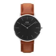 Daniel Wellington Classic Black Durham horloge (40 MM) DW00100132