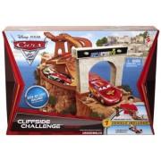 Mattel V2868 Disney Cars 2 - Pista en el acantilado