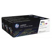 pachet tonere color CF370AM 305A