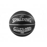 Minge de baschet Spalding NBA Downtown Black nr. 7