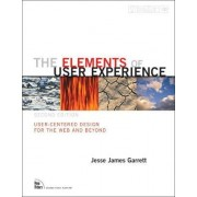 The Elements of User Experience by Jessie James Garrett