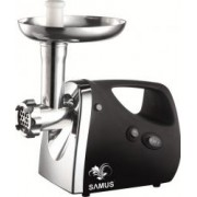 Masina de tocat Samus SMT-1500B 1500W Negru + Accesoriu Rosii