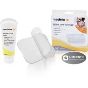 Medela Tender Care Lanolin 2 oz. PLUS Tender Care Hydrogel Pads
