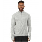 Nike Element Sphere Half-Zip Tumbled GreyReflective Silver