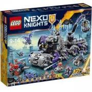 Конструктор Лего Нексо Рицари - Главната квартира на Jestro - LEGO Nexo Knights, 70352