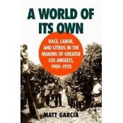 A World of Its Own by Matt Garcia