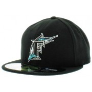 Boné New Era Flórida Marlins - 7 1/2 - GG