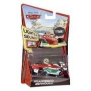 Figurina Cars 2 Light and Sounds Francesco Bernoulli