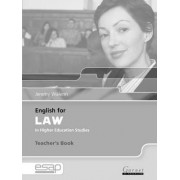 English for Law in Higher Education Studies by Jeremy Walenn