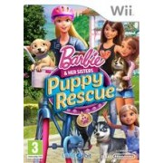 Barbie and Her Sisters Puppy Rescue Nintendo WII
