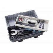 Red Cycling Products Toolbox Attrezzatura generale 34 pezzi nero Cassette attrezzi