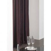 """Vorhang """"Gaillac"""", 1 Vorhang, 128 x 280 cm - Weinrot"""