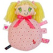 My Friend Huggles Signature Hugabaloo Baby Rattle Doll: Lily / Kind