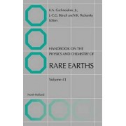Handbook on the Physics and Chemistry of Rare Earths: Volume 33 by Professor Karl A. Gschneidner