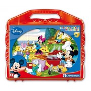 Clementoni - 41159.7 - Mickey Mouse 02 - Puzzle 12 Cubes