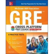 McGraw-Hill Education GRE Cross-Platform Prep Course 2018 by Erfun Geula