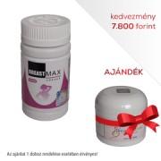 BreastMax (60 kapszula) + 1 BreatActives Cream ajándék